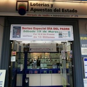 Foto de portada Lotería Marqués de Vadillo
