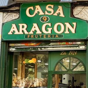 Foto de portada Frutería Casa Aragón