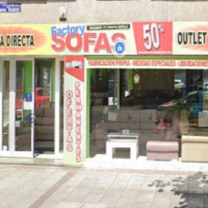 Foto de portada Factory Sofás 50%