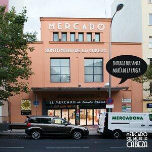 Foto de portada Mercado Santa María de la Cabeza