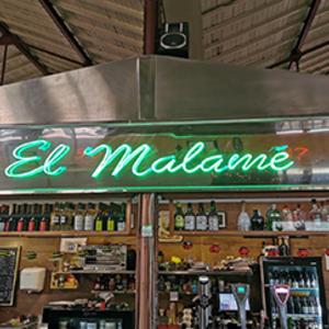 Foto de portada El Malamé