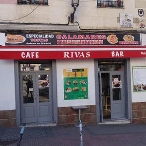 Foto de portada Café Rivas Bar