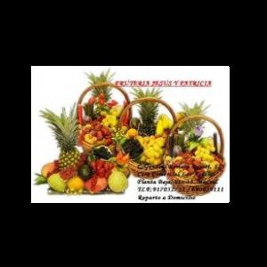 Foto de portada Frutas & Verduras Jesús y Patricia