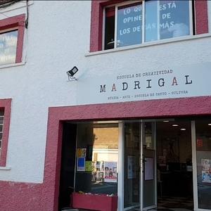 Foto de portada Escuela de Música Madrigal