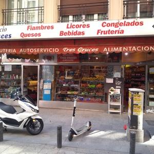 Foto de portada Autoservicio Tres Cruces