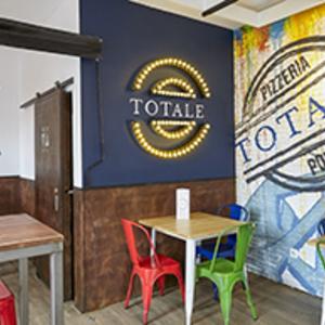 Foto de portada Totale Pizzería Pop Chamberí