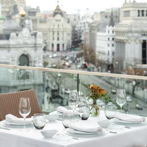 Foto de portada Restaurante Palacio de Cibeles / Terraza Cocktail Bar Cibeles
