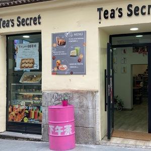 Foto de portada Tea Secret