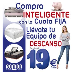 Foto de portada Colchonerías y muebles Román - Villaverde