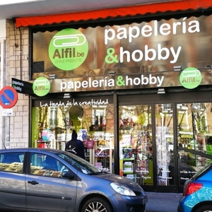 Foto de portada Alfil. Be Papelería & Hobbi