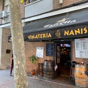 Foto de portada Nanis Vinateria