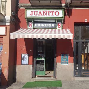 Foto de portada Librería Juanito