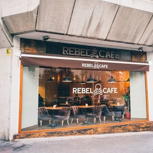 Foto de portada REBEL CAFE