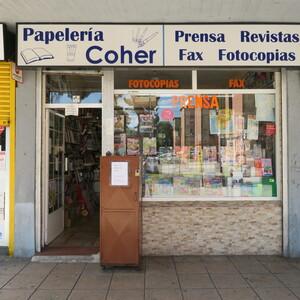 Foto de portada Papeleria Coher