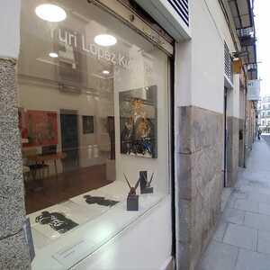 Foto de portada Galería Yuri López Kullins