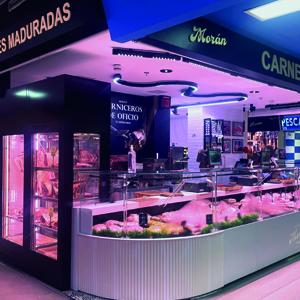 Foto de portada Carnes Morán - Mercado de las Ventas