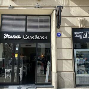 Foto de portada Viena Capellanes calle Orense