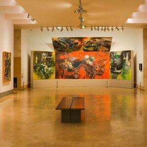 Foto de portada Museo Thyssen-Bornemisza