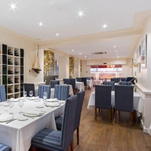 Foto de portada Restaurante St.James