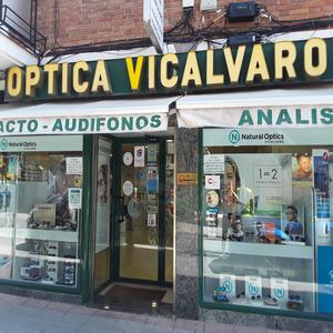 Foto de portada Optica Vicálvaro / Natural Optics Vicálvaro