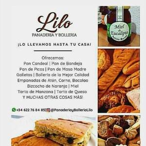 Foto de portada Panadería y Bollería Lilo