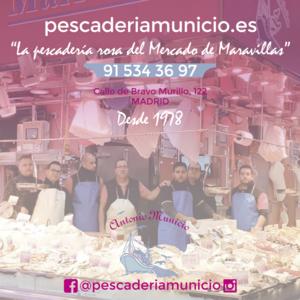 Foto de portada Pescaderías Antonio Municio