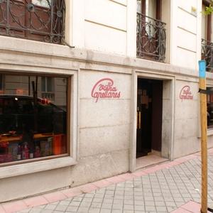 Foto de portada Viena Capellanes calle Ruíz de Alarcón