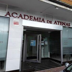 Foto de portada ACADEMIA DE ATENAS
