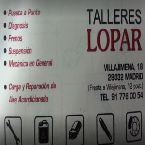 Foto de portada LOPAR S.L.U.