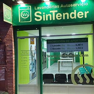 Foto de portada SinTender Lavanderias autoservicio