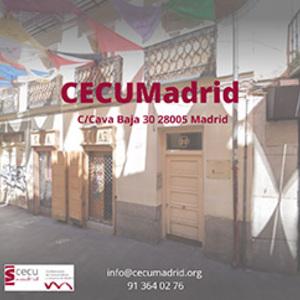 Foto de portada CECU Madrid