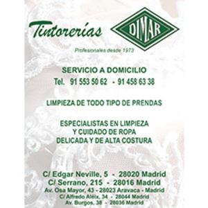 Foto de portada TINTORERÍAS DIMAR Cuatro Caminos