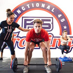 Foto de portada F45 Training