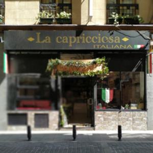 Foto de portada La capricciosa italiana