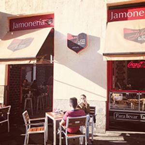 Foto de portada Jamonería Julián Becerro