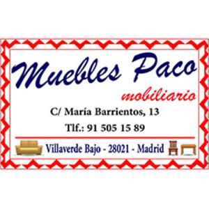 Foto de portada Muebles Paco