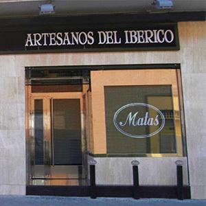 Foto de portada Artesanos del Ibérico Matas