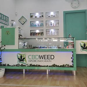 Foto de portada CBD Weed