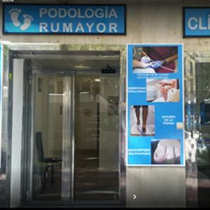 Foto de portada Clínica Podología Rumayor