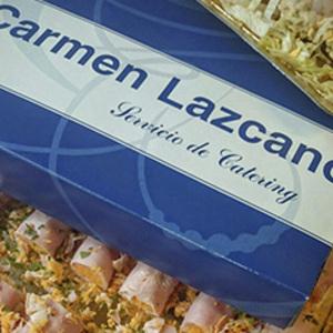 Foto de portada Carmen Lazcano Catering