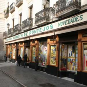 Foto de portada Almacén de Pontejos