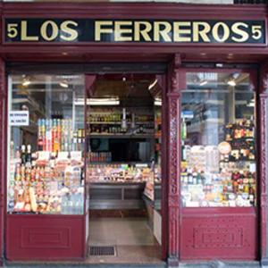 Foto de portada Los Ferreros