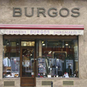 Foto de portada Camisería Burgos