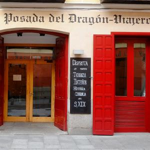 Foto de portada Posada del Dragón