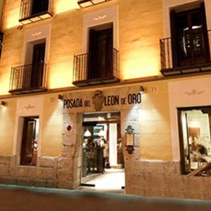 Foto de portada Posada del León de Oro