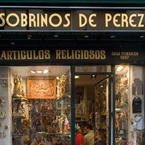 Foto de portada Sobrinos de Pérez