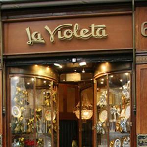 Foto de portada La Violeta