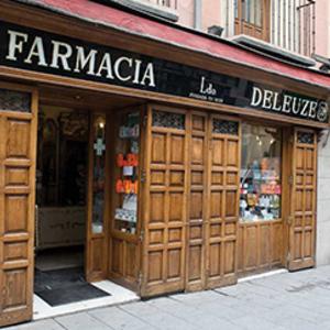 Foto de portada Farmacia Deleuze