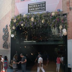 Foto de portada Mercado de San Antón
