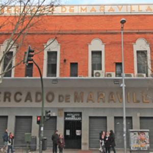 Foto de portada Mercado de Maravillas